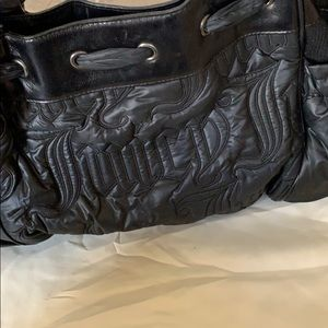 Juicy Couture Bags - Juicy couture diaper bag?larger purse never used!